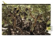 Olive Tree Carry-all Pouch