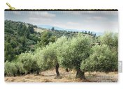 Olive Trees Hill Carry-all Pouch