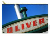 Oliver Tractor Nameplate Carry-all Pouch
