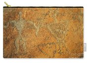 Olowalu Petroglyphs Carry-all Pouch