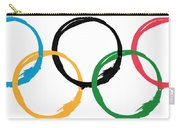 Olympic Ensos Carry-all Pouch