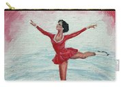 Olympic Figure Skater Carry-all Pouch