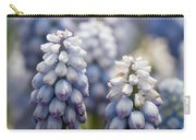Ombre Blue - Square Carry-all Pouch