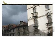 Ominous Sky In Croatia Carry-all Pouch