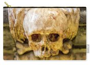 Omnia Mors Aequat Carry-all Pouch