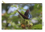 On Blue Wings Carry-all Pouch