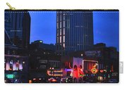 On Broadway In Nashville Carry-all Pouch