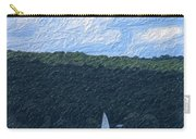 On Cayuga Lake Carry-all Pouch