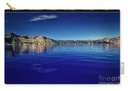 On Crater Lake Carry-all Pouch