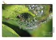 On Drops Of Dew Carry-all Pouch