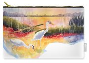 On Fire Carry-all Pouch by Kathy Braud