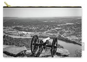 On Guard At Point Park Lookout Mountain In Tennessee Carry-all Pouch