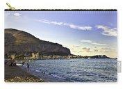 On Mondello Beach Carry-all Pouch