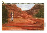 Sedona - On Sacred Ground Carry-all Pouch