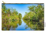 On The Bayou 3 Carry-all Pouch