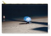 On The Beach Carry-all Pouch by Dave Bowman