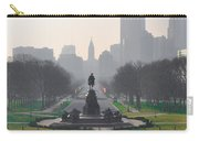On The Benjamin Franklin Parkway Carry-all Pouch