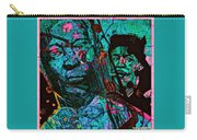 On The Blues Highway With Leadbelly And Muddy Waters Carry-all Pouch