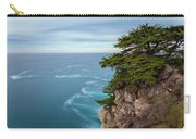 On The Cliff - Horizontal Carry-all Pouch