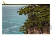 On The Cliff - Vertical Carry-all Pouch