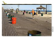On The Coney Island Boardwalk Carry-all Pouch
