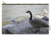 On The Lakefront Carry-all Pouch