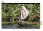 On The Nile Carry-all Pouch
