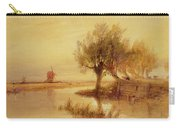 On The Norfolk Broads Carry-all Pouch