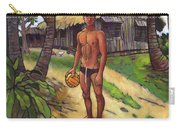 On The Old Beach Road Carry-all Pouch