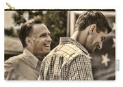 On The Road-mitt Romney Carry-all Pouch