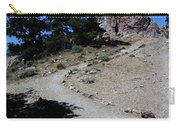 On The Road To Virginia City Nevada 16 Carry-all Pouch