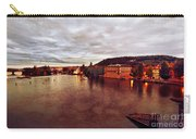 On The Vltava River Carry-all Pouch