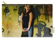 On The Wall Carry-all Pouch
