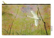 On The Wing Carry-all Pouch by Belinda Greb