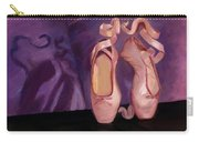 On Pointe - Mirror Image By Marilyn Nolan-johnson Carry-all Pouch