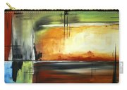 On Track Original Madart Painting Carry-all Pouch