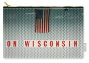 On Wisconsin  Carry-all Pouch