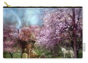Once Upon A Springtime Carry-all Pouch