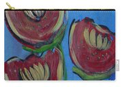 Once Upon A Yoga Mat Poppies 2 Carry-all Pouch
