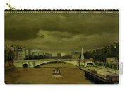Oncoming Storm Paris France Carry-all Pouch