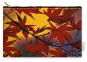 One Autumn Evening By Kaye Menner Carry-all Pouch