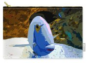 One Colorful Fish Carry-all Pouch