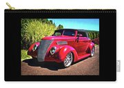 One Cool 1937 Ford Roadster Carry-all Pouch