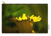 One Daffodil Carry-all Pouch