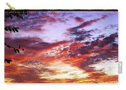 One Dawn Autumn Sky Carry-all Pouch