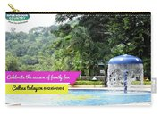 One Day Picnic Spot In Pune For Rainy Season Splendour Country Carry-all Pouch