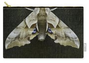 One Eyed Sphinx Moth Carry-all Pouch