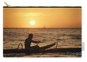 One Man Canoe Carry-all Pouch