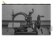 One Of The First Sewing Machines Carry-all Pouch
