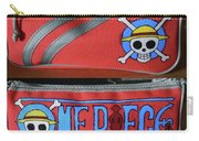 One Piece Pencase Carry-all Pouch